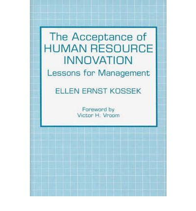 creativity and innovative human resource management Hrm and innovation: a multi-level perspective editors: helen shipton, pawan budhwar,  creativity-enhancing capabilities (reflecting an individual's ability to contemplate and enact new.
