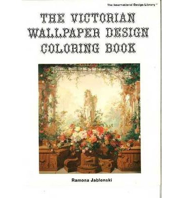 Free sample ebooks download Victorian Wallpapers Design Colouring Book FB2