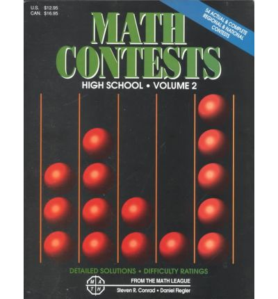 Math Contests - High School Vol. 2