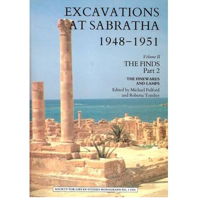 Excavations at Sabratha, 1948-1951: The Finds v. 2