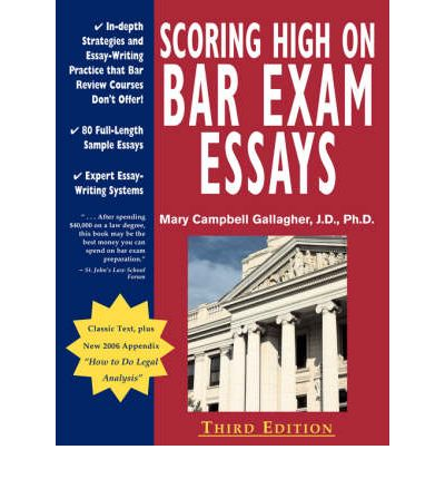 ohio bar exam essay scoring