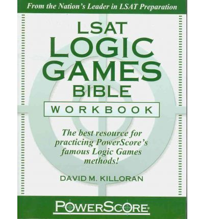 LSAT Logic Games Bible Workbook