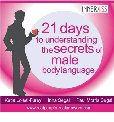 21 Days to Understanding the Secrets of Male Body Language