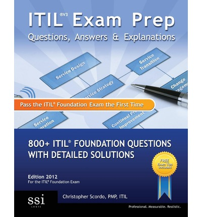 Keith Dominic Itil V3 Exam Prep Questions Answers And Explanation