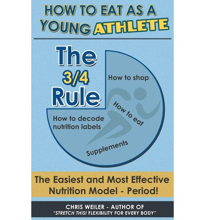 The 3/4 Rule : How to Eat as a Young Athlete