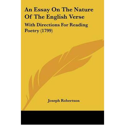 essay on nature poetry Free example essay on nature by lauren bradshaw may 17, 2010 example essays nature plays a major role and has a profound impact on the lives of all organisms it .