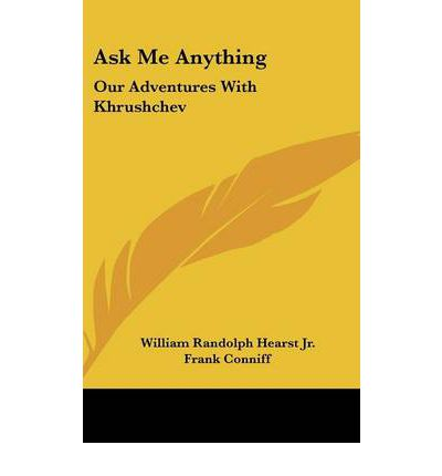 book ask me anything