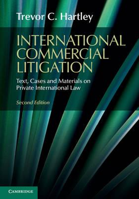 essays in international litigation and the conflict of laws