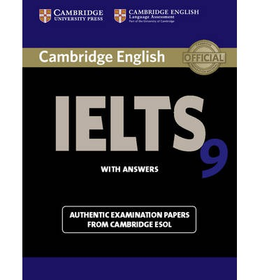 Cambridge IELTS 9 Student's Book with Answers: Student's Book with Answers