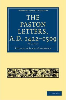 Libri download gratuito inglese The Paston Letters, A.D. 1422-1509 by James Gairdner"