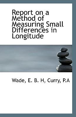 Report on a Method of Measuring Small Differences in Longitude