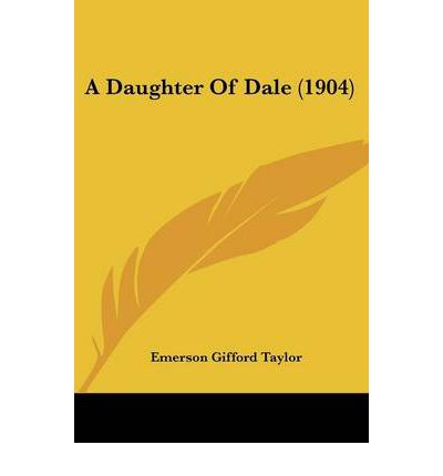 A Daughter of Dale (1904)