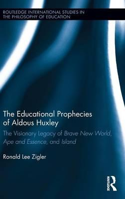 the prophecies in brave new world The provocations of lenina in huxley's brave new world   brave new world is most usually interpreted  fearing that the prophecies made in 1931 are coming.