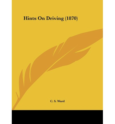 Hints on Driving (1870)