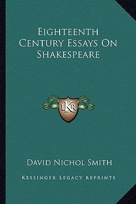 britain in the eighteenth century essay Enlightenment thinkers in britain the enlightenment's important 17th-century precursors included the englishmen francis in his essay what is enlightenment.