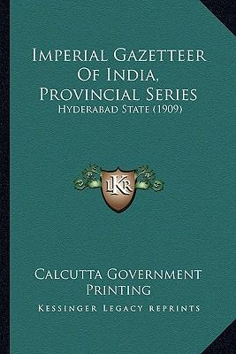 the imperial gazetteer of india pdf