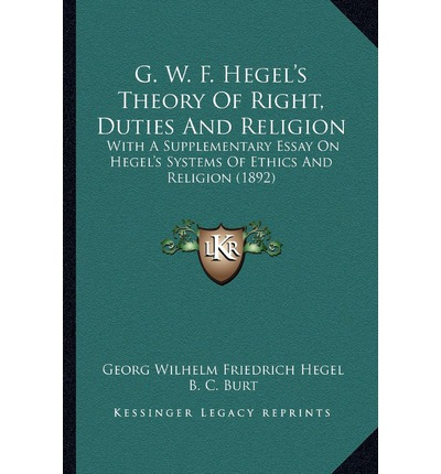 eurocentrism of g w hegel essay Eurocentrism and thus a horrendous torrent of dismal interpretations is the african conception of law (jurisprudence) and the legal systems arising therefrom sourced in this age-long predicament is the persistent question: is african philosophy of law (jurisprudence) a myth or reality the mythic representation of african.