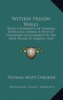 a personal narrative about a harsh experience in jail Narrative of the life of frederick douglass is an 1845 memoir and treatise on abolition written by famous orator and former slave frederick douglass during his time in lynn, massachusetts it is generally held to be the most famous of a number of narratives written by former slaves during the same period.
