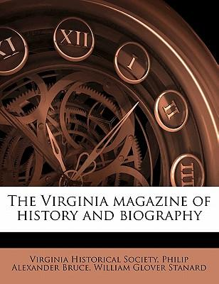 The Virginia Magazine of History and Biography Volume 28