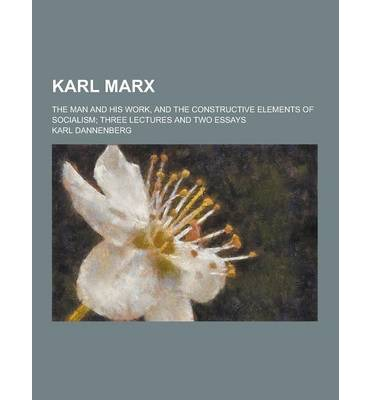 Karl marx essays