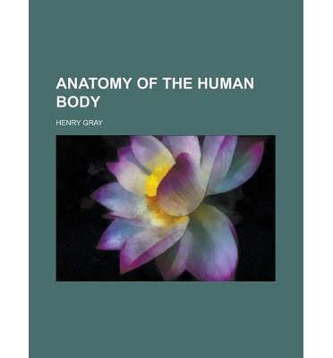 Anatomy of the human body henry gray