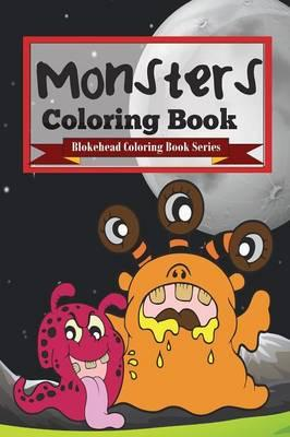 Free Ebooks In English Monsters Coloring Book PDF By The Blokehead