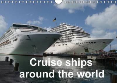 Cruise ships around the world sharon poole 9781325083350 for Around the world cruise ship
