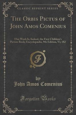the life and works of john amos comenius