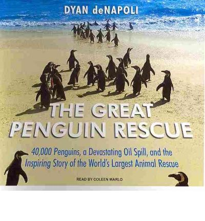 The Great Penguin Rescue 40000 Penguins A Devastating Oil Spill And The Inspiring Story Of The Worlds Largest