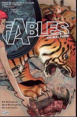 Fables: Animal Farm Volume 2