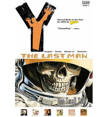 Y: The Last Man-One Small Step Vol 3