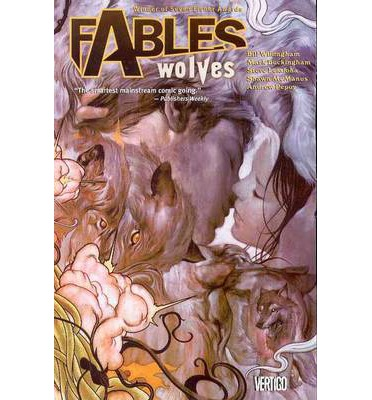 Fables: Wolves Volume 08