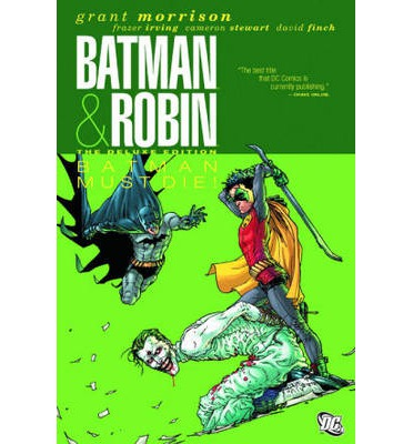 Batman and Robin: Batman and Robin Must Die Volume 03
