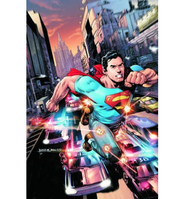 Superman - Action Comics: Superman and the Men of Steel Vol 01