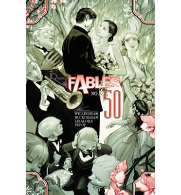 Fables: Cubs in Toyland Volume 18