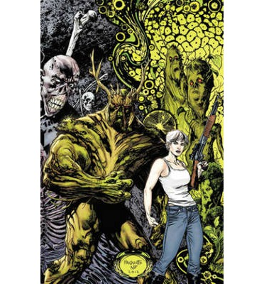 Swamp Thing: Rotworld the Green Kingdom (the New 52) Volume 3