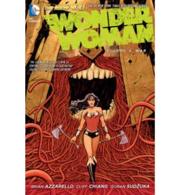 Wonder Woman: War Volume 4