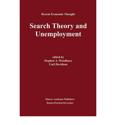 "theories of unemployment The goal is to determine whether the observed response patterns are consistent  with so-called ""sectoral shift"" theories of unemployment these theories predict."