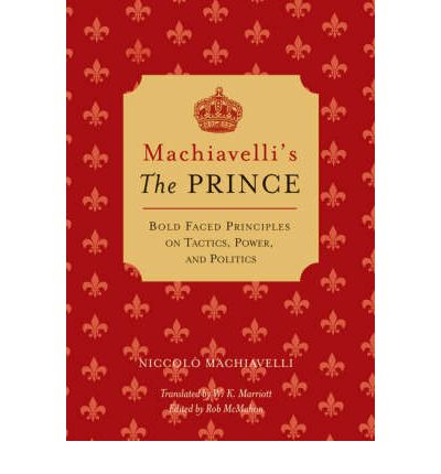 "Machiavelli's the ""Prince"""