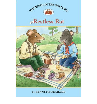Audiolibri gratuiti in download mp3 The Wind in the Willows: Restless Rat No. 6 by Kenneth Grahame PDB