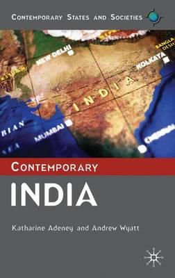 Laden Sie PDF-Dateien für Lehrbücher herunter Contemporary India 1403943125 ePub by Katharine Adeney, Andrew Wyatt