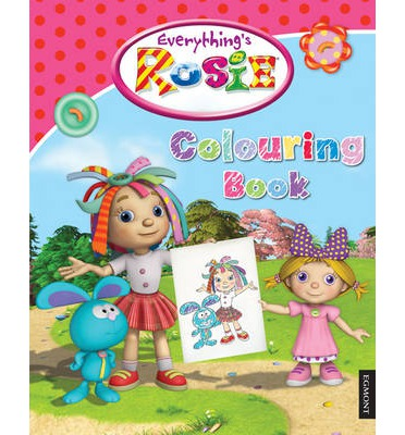 everythings rosie coloring book pages - photo#33