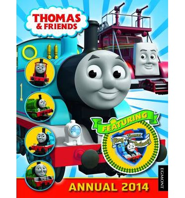 Thomas & Friends Annual 2014