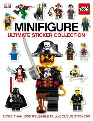 LEGO Minifigure Ultimate Sticker Collection
