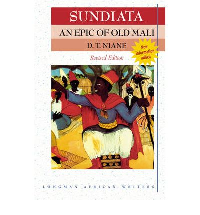 sundiata an epic of old mali This video is produced for the use of my english ii class to correspond with our reading of the epic sundiata: an epic of old mali.