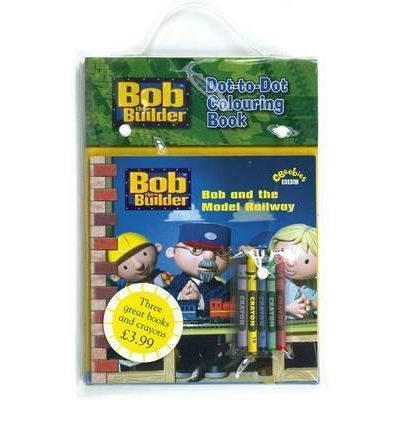 Bob the Builder - Activity Pack