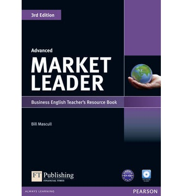 Market Leader Advanced Teacher's Resource Book Test Master