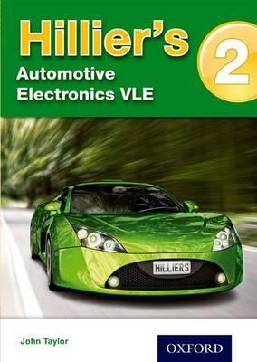 Epub ebook downloads for free Hilliers Automotive Electronics Book 2 VLE MOODLE by John Taylor iBook 1408518201