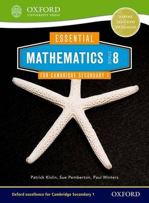 Essential Mathematics for Cambridge Secondary 1 Stage 8 Pupil Book: Stage 8