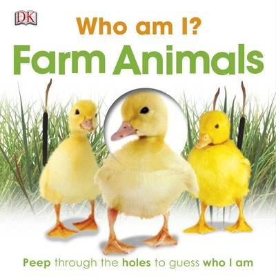 Who am I? Farm Animals